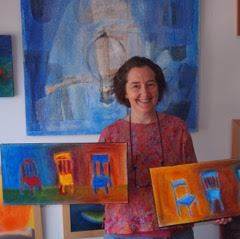 Laura Summer/Painter & Co-Founder of Free Columbia